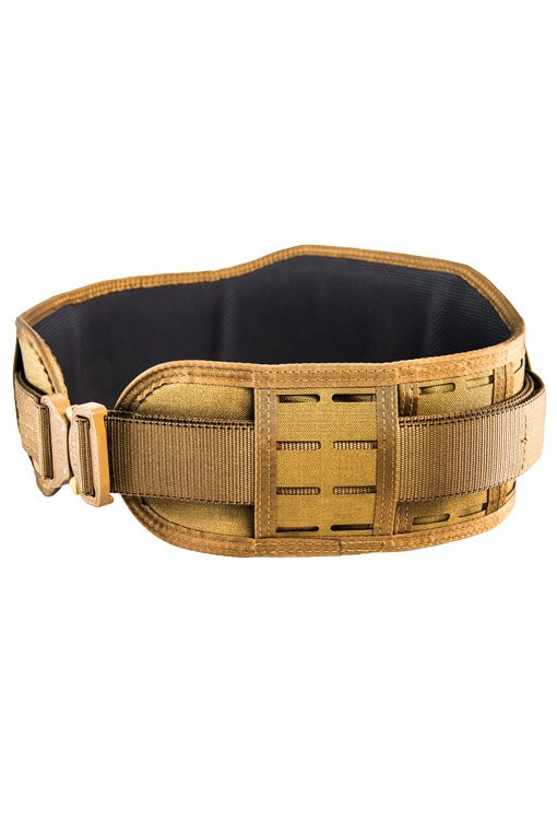 HSG - Suregrip Padded Belt, COYOTE BROWN - 30,5 (Small)