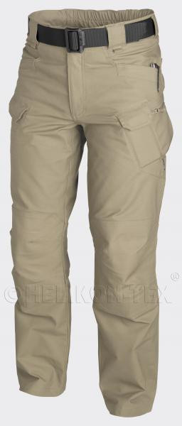 Helikon Tex - The new urban tactical pants, Khaki (lightweight) - M