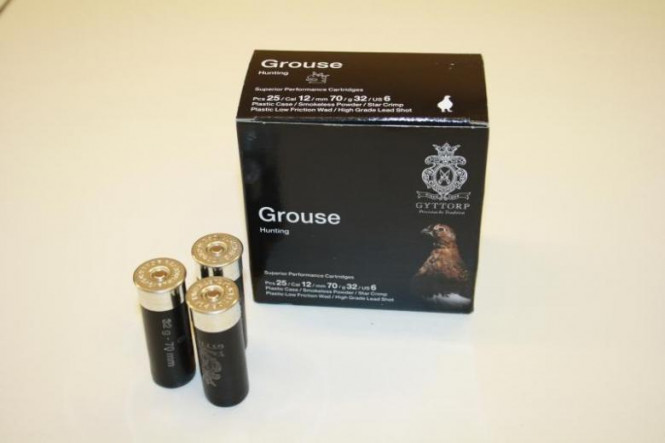 Gyttorp Grouse US 7