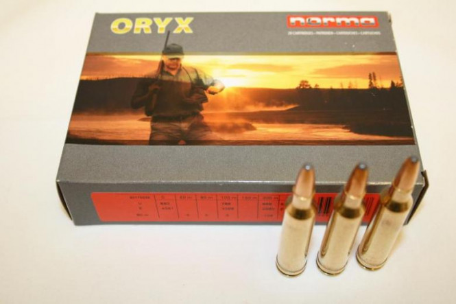 Norma 7mm rem Mag Swift Scirocco