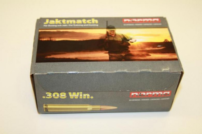 Norma Jaktmatch .308 Win