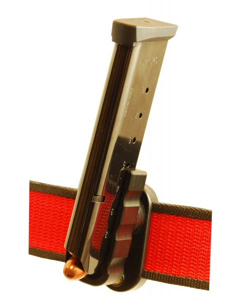 Double Alpha Single Stack Magnetic Mag Pouch